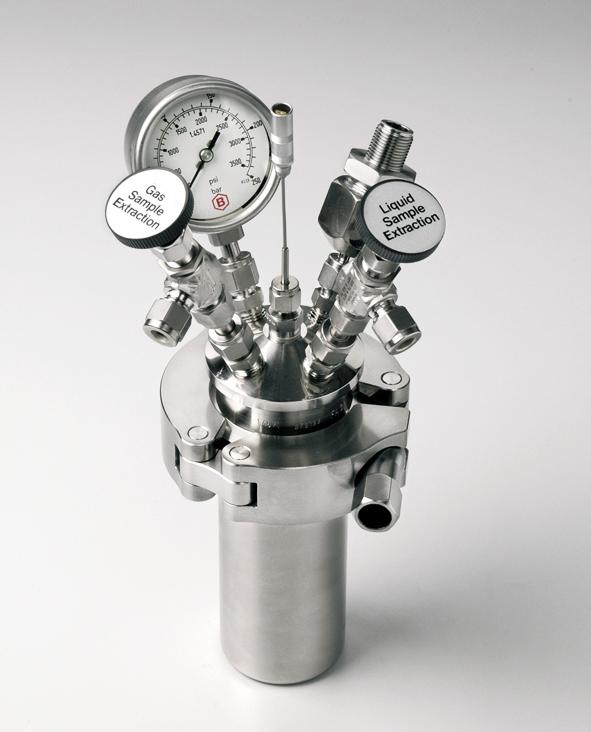 BR100 High Pressure Reactor