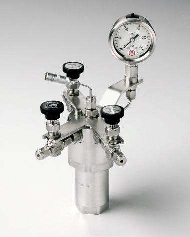 BR25 High Pressure Reactor