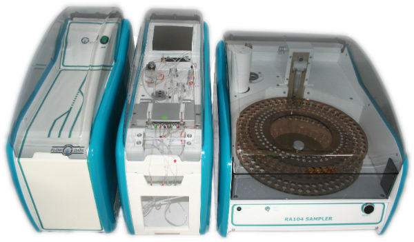 FlowSys III Continuous Flow Analyser
