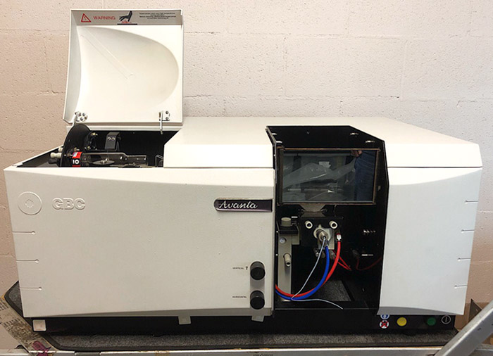 Atomic Absorption Spectrophotometer 2
