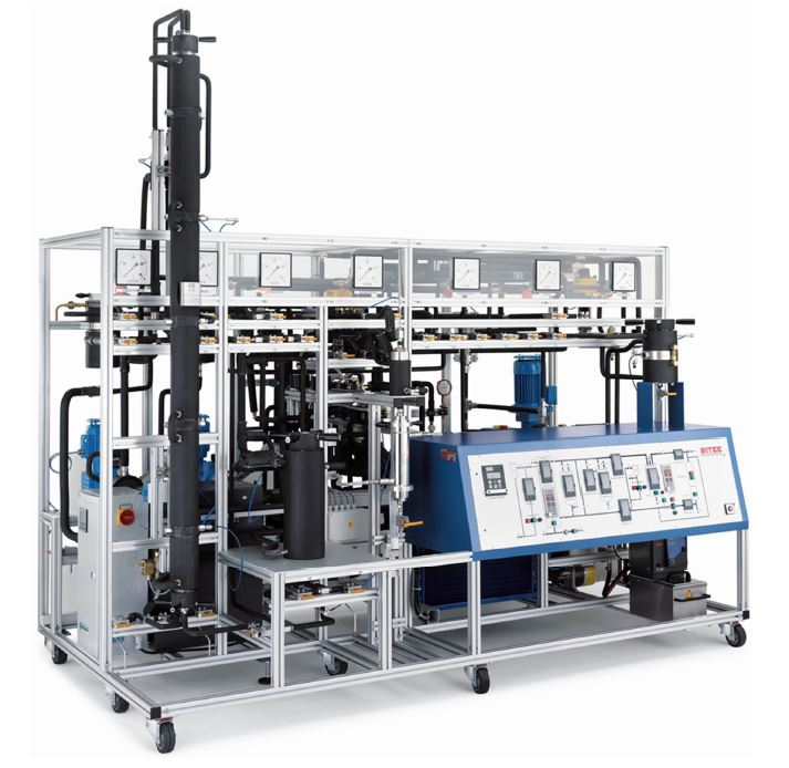 LIquid Raw-material  Extraction System