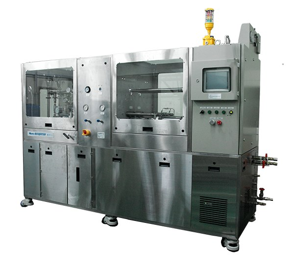 High Pressure Homogeniser Production Scale