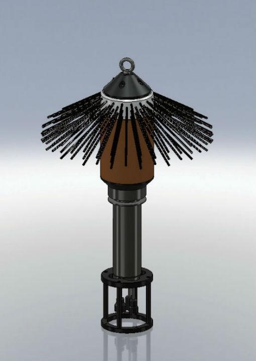 YODA Sensor with Stability Skirt