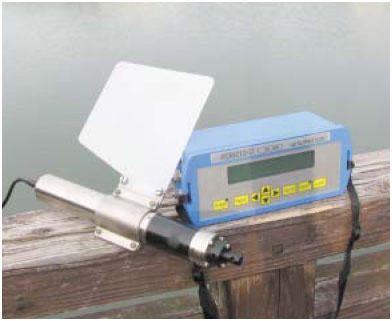 Electromagnetic Current Meter Hand Held