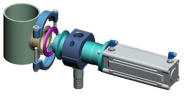 pressure pipe sampling