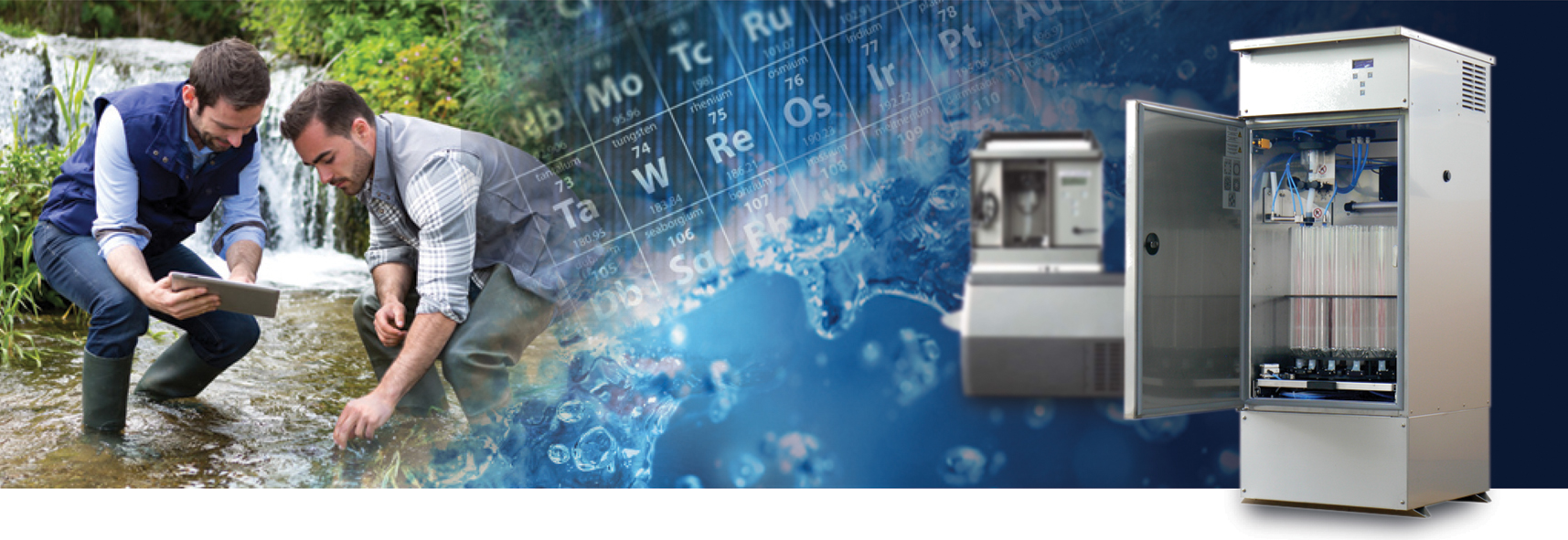 Water Samplers and Water Autosamplers - Analytical Solutions