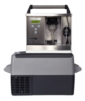 Watersampler, portable, cooling